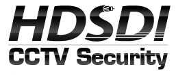 HD SDI CCTV Security